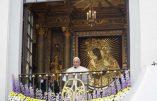 Le pape François à la Lituanie: «Se faire pont» pour l'invasion»