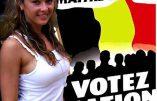 En Belgique, NATION couvre 43 communes pour les élections du 14 octobre