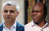 Londres multi-ethnique: le prochain maire sera pakistanais ou jamaïcain !