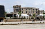 Marseille – Le château Saint Antoine transformé en centre maçonnique
