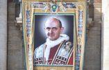"""La réaction de la Fraternité Saint Pie X à la scandaleuse """"canonisation"""" de Paul VI"""