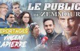 Vincent Lapierre à la rencontre du public de Zemmour