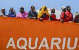 Aquarius, le navire humanitaire de la honte: il éliminait illégalement ses déchets dangereux