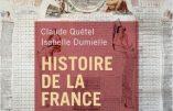 Histoire de la France en 365 dates (Claude Quétel & Isabelle Dumielle)