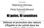 Les féministes de «Ni putes ni soumises» chez les francs-maçons