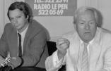 Jean-Pierre Stirbois, 30 ans déjà