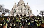 Acte VI à Montmartre – Le Point pris en flagrant délit de fake news
