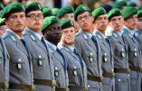 L'armée allemande veut recruter des étrangers, dans un premier temps européens. Mais ensuite ?