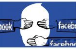 Facebook censure Valeurs Actuelles