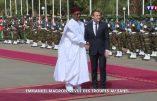 Macron trouve 500 millions d'euros pour… le Sahel