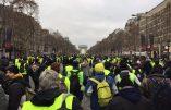 Acte VIII à Paris – La mobilisation que refusent de voir les télévisions aux ordres