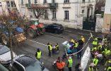 Acte IX à Chartres avec tracteurs