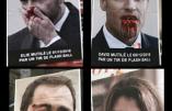 Gilets jaunes:  Affiches chocs contre les violences policières