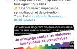 Nouvelle offensive de propagande LGBT dans les écoles