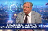L'appel de Gérard Bedel – Tous à Paris le 12 mai pour Notre-Dame et sainte Jeanne d'Arc