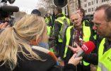 """Belgique – La marque """"gilets jaunes"""" déposée par le président de Nation"""