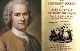 """15 janvier 2019 à Paris – Conférence """"Rousseau et la politique : le contrat social"""""""