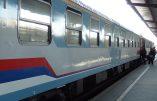 Des immigrés détroussent les passagers d'un train bosniaque