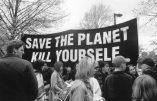 Conséquence de l'alarmisme écologiste, le Mouvement pour l'extinction volontaire de l'humanité arrive en France