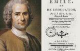 12 février 2019 à Paris – Conférence sur Rousseau et son traité sur l'éducation