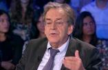 Alain Finkielkraut insulté, la cause islamiste occultée