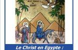 11 mars 2019 à Paris – Le Christ en Egypte