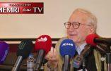 Un juif prononce un discours négationniste au Maroc