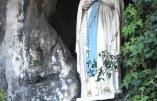 Notre-Dame de Lourdes et nos malades