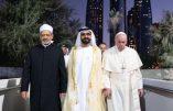 Le pape François aux Émirats Unis: un pas de géant pour le dialogue islamo-chrétien et dans l'apostasie de la foi catholique