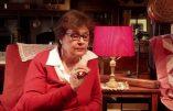 Marion Sigaut démolit Voltaire à la télévision slovène