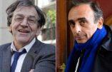 Zemmour et Finkielkraut sont-ils des amis ou des ennemis des patriotes français ?