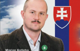 Le candidat nationaliste a dépassé les 10% à l'élection présidentielle slovaque