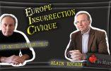 Du CRIF aux gilets jaunes, débat entre Jean-Michel Vernochet et Alain Escada