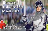 Pierre Hillard nous raconte sainte Jeanne d'Arc et la triple donation