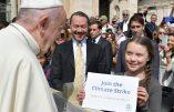Même le pape François bénit Greta et sa grève pour le climat