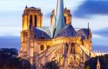 """""""Reconstruction"""" de Notre-Dame : Macron souhaite """"un geste architectural contemporain""""…"""