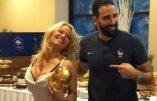 Pamela Anderson et Adil Rami mécontents de l'ampleur des dons pour Notre-Dame de Paris
