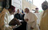 Dialogue inter-religieux et ouverture de l'Europe aux migrants, les thèmes majeurs du pape François au Maroc