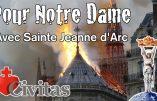 Vidéo d'appel – Pour Notre-Dame et pour sainte Jeanne d'Arc, tous à Paris le 12 mai 2019