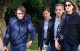 """L'UPR décroche son """"people"""", Aurélien Enthoven, fils de Carla Bruni et beau-fils de Nicolas Sarkozy"""