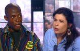 Face à face entre le rappeur Nick Conrad et Charlotte d'Ornellas