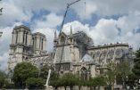 Notre-Dame de Paris – Seule une restauration à l'identique peut permettre de tenir le délai annoncé par Emmanuel Macron