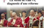 CD vendu par l'IUSPX – La Messe de Paul VI, diagnostic d'une réforme