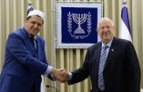 L'imam Chalgoumi en Israël à la tête d'une délégation d'imams de France et de Belgique