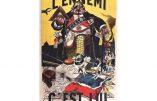 Superbe affiche antimaçonnique vendue aux enchères