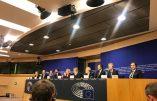 Au Parlement européen, le groupe Identité et Démocratie se constitue autour de la Ligue – Marine Le Pen n'est plus au centre du jeu