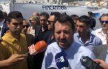 """Italie – Le tribunal des ministres donne raison à Salvini: """"les ONG doivent débarquer les migrants dans leur pays"""""""