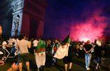 Un supporter algérien : « on a fait plus vite que les Allemands on a pris Paris en 3h. »
