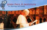 Epuration parmi l'Institut Jean-Paul II et démembrement de la doctrine de l'Eglise