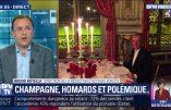 François de Rugy rattrapé par ses tweets sur le champagne, les huîtres,…